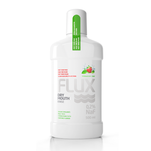 Flux Dry Mouth Rinse